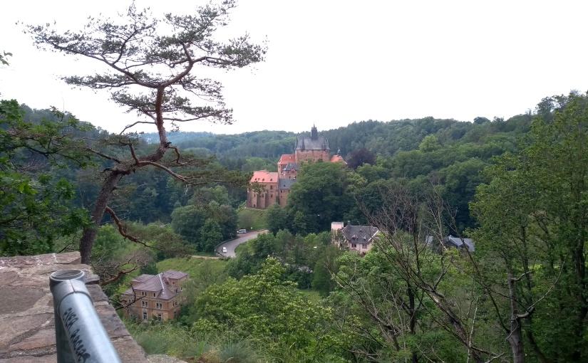 Von Wittenberg über Erzgebirge und Elbsandsteingebirge nach KönigsWusterhausen